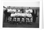 Fulham FC 1956 by Anonymous