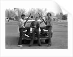 Muhammad Ali and Joe Bugner by Staff