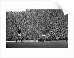 Manchester United v Arsenal by Alf Markey