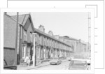 Houses to be demolished in Goodison Avenue by Charlie Owens
