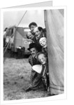 Clowns at the Bertram Mills circus by Staff