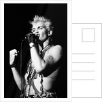 Billy Idol by Peter Stone