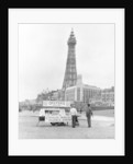 Oyster Stall in Blackpool 1960 by Staff