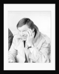 Alex Ferguson 1986 by Mike Maloney