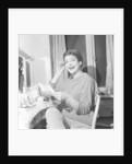 Annie Ross 1956 by Geoffrey Day