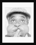 Dizzy Gillespie by Dennis Hutchinson