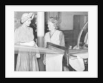 The Queen in Manchester 1949 by Manchester Evening News Archive