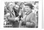 The Queen in Bolton 1988 by Manchester Evening News Archive