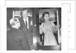 The Queen leaving Manchester 1965 by Manchester Evening News Archive