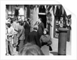 The Queen in Manchester 1982 by Manchester Evening News Archive