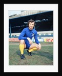Peter Osgood 1972 by Staff