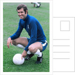Peter Osgood 1971 by Sullivan