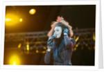 Whitney Houston by Brendon Monks