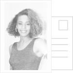 Whitney Houston 1985 by Gavin Kent
