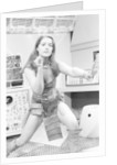 Doctor Who assistant Louise Jameson by Freddie Reed