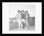 The Supremes at Heathrow by Crawshaw