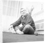Tony Hancock 1963 by Alisdair MacDonald