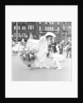 Whit Walkers in Manchester's Albert Square by Howard Walker