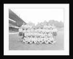 Southampton FC Football Players, 1958 - 1959 Season by Daily Mirror