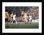 Arsenal v Stoke FA Cup Semi March 1971 by Gerry Crowther