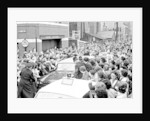 Northern premier of The Beatles film 1964 by Staff