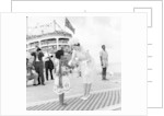 Queen Elizabeth 1963 by Freddie Reed