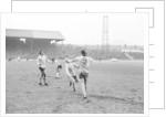 Sheff Utd v Arsenal 1971-1972 Season by Sheppard