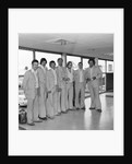 British Olympic Team 1976 by Dennis Stone