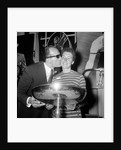 Beryl Burton & Henry Cooper by Charles Ley