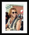 Jon Bon Jovi by Bill Rowntree