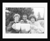 Tony Woodcock, Laurie Cunningham and Kevin Keegan by Staff