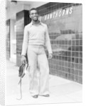 Laurie Cunningham's first day of tranning at  West Bromwich Albion by Williams