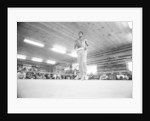 Muhammad Ali training at his camp in Deer Lake Pennsylvania by Monte Fresco