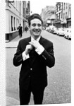 Lonnie Donegan by Daily Mirror