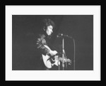 Bob Dylan concert 1965 by Alisdair MacDonald