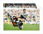 Tottenham Hotspur v Derby County 1990 by Arnold Slater