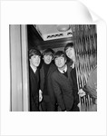 The Beatles 1963 by Carl Bruin