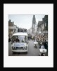 West Bromwich Albion return home with FA Cup 198. by Charles Ley
