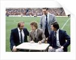 Bryan Robson 1981 by Staff