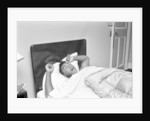 Cassius Clay catches up on some sleep by Ley & Sidey
