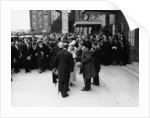 Epsom Derby 1937 by Staff