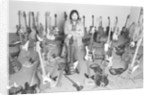 John Entwistle with choir by George Phillips
