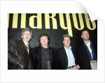 The Who at the marquee Club by Staff
