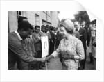 Queen Elizabeth II 1965 by Freddie Reed