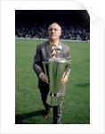 Bill Shankly Liverpool manager by Staff