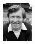 Falkirk manager Alex ferguson by Dennis Hutchinson