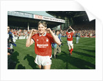Forest v West Ham FA Cup Semi 1991 by Albert Cooper