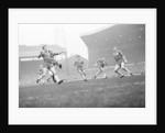 man Utd v Nottingham Forest 1967 by Ernest Chapman