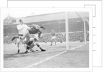Spurs v Nottingham Forest FA Cup Semi 1967 by Ernest Chapman