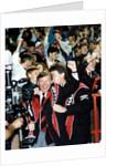 Manchester United manager Alex Ferguson by Royle